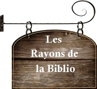 rayons de la biblio