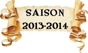 logo saison 2013-2014