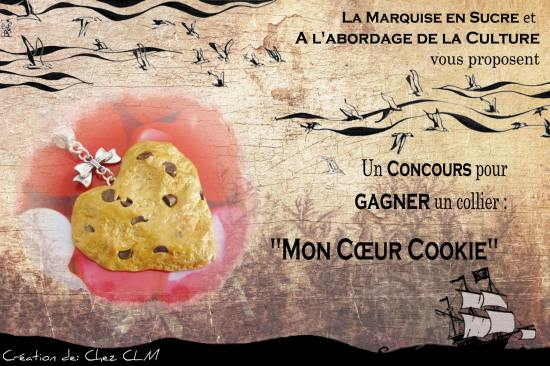 concours coeur cookie