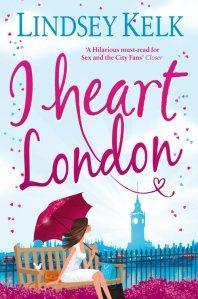 I Heart London by Lindsey Kelk