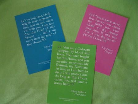 trois cartes