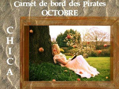 carnet de bord octobre