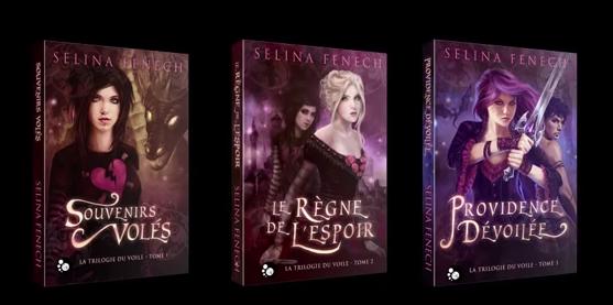 trilogie selina fenech