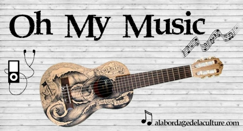 logo oh my music